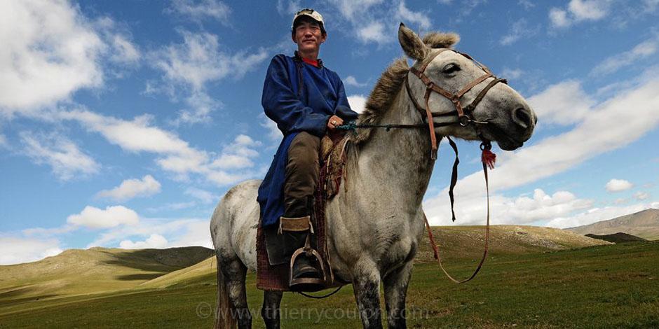 Mixte chevauchée, randonnée pédestre et séjour chez les nomades – 21 Jours