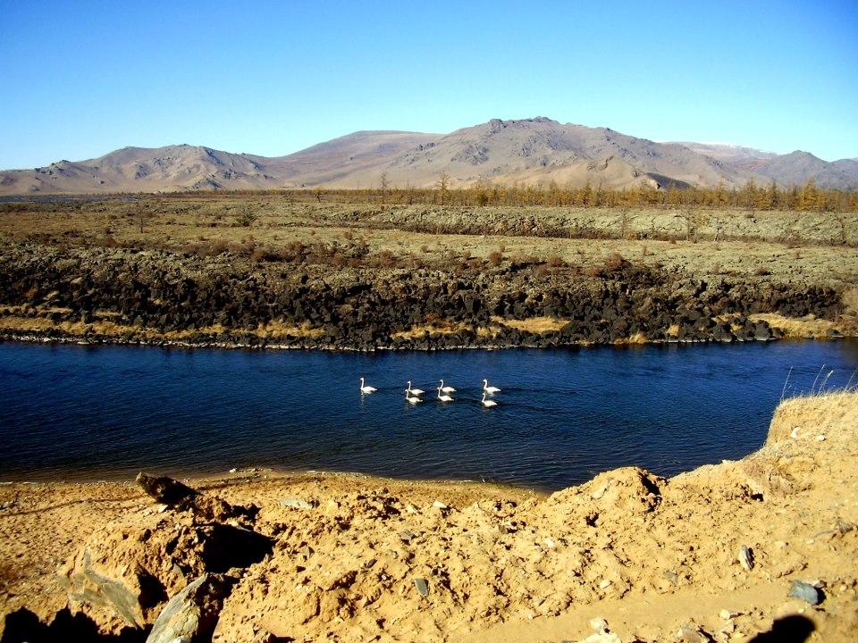 Lacs Ouest de la Mongolie