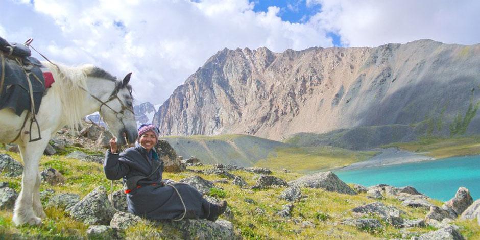 Les Monts Altai à cheval – 16 Jours