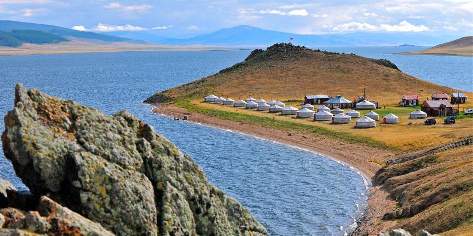 Arkhangay, steppes et nomades de la Mongolie centrale – 16 Jours