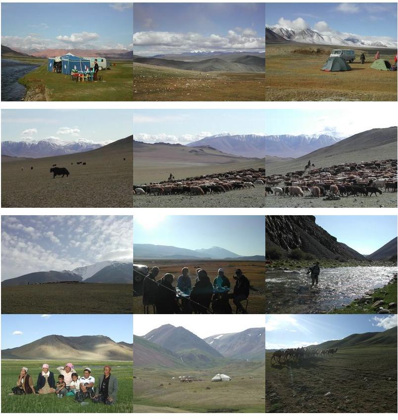 Galerie Trek Altai