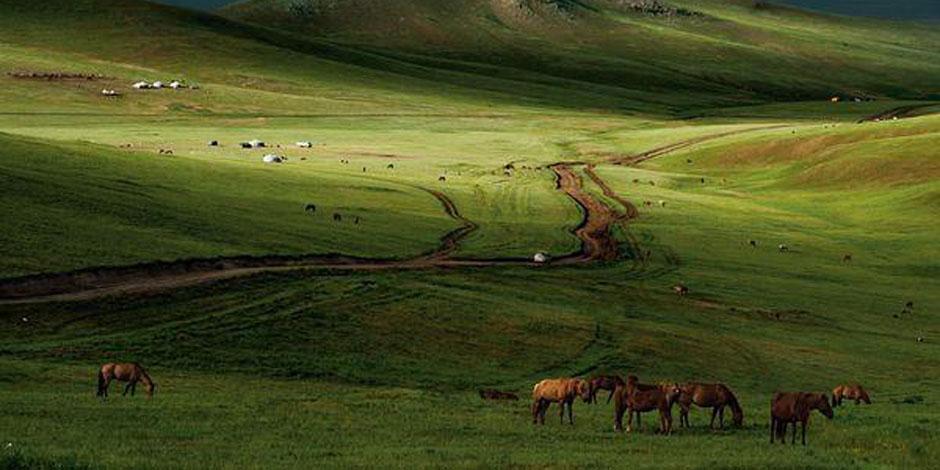 Mongolie-Centrale