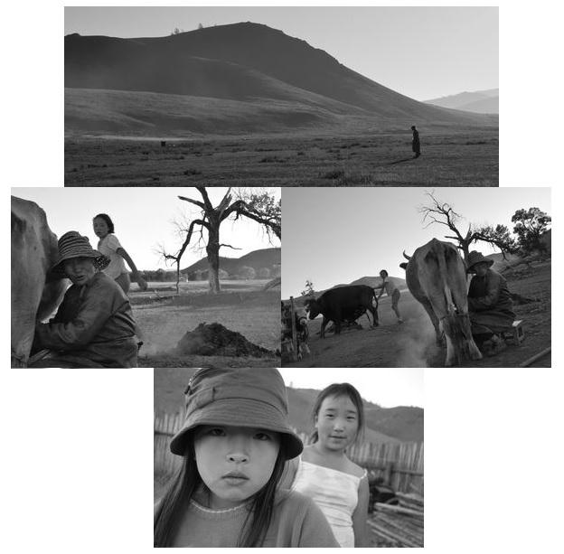Sejour chez les nomades - Orso