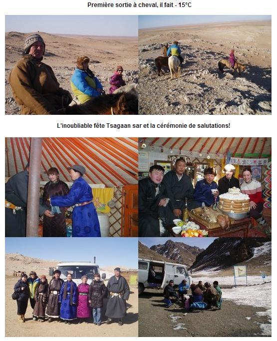 Voyage Hivernal 2009 - 2
