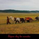 Festival des aigles Mongolie