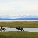Altai, les massifs d'extrême ouest de la Mongolie à cheval