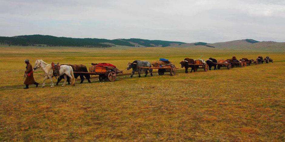 Chez les nomades de Mongolie du lac Khuvsugul – 16 Jours