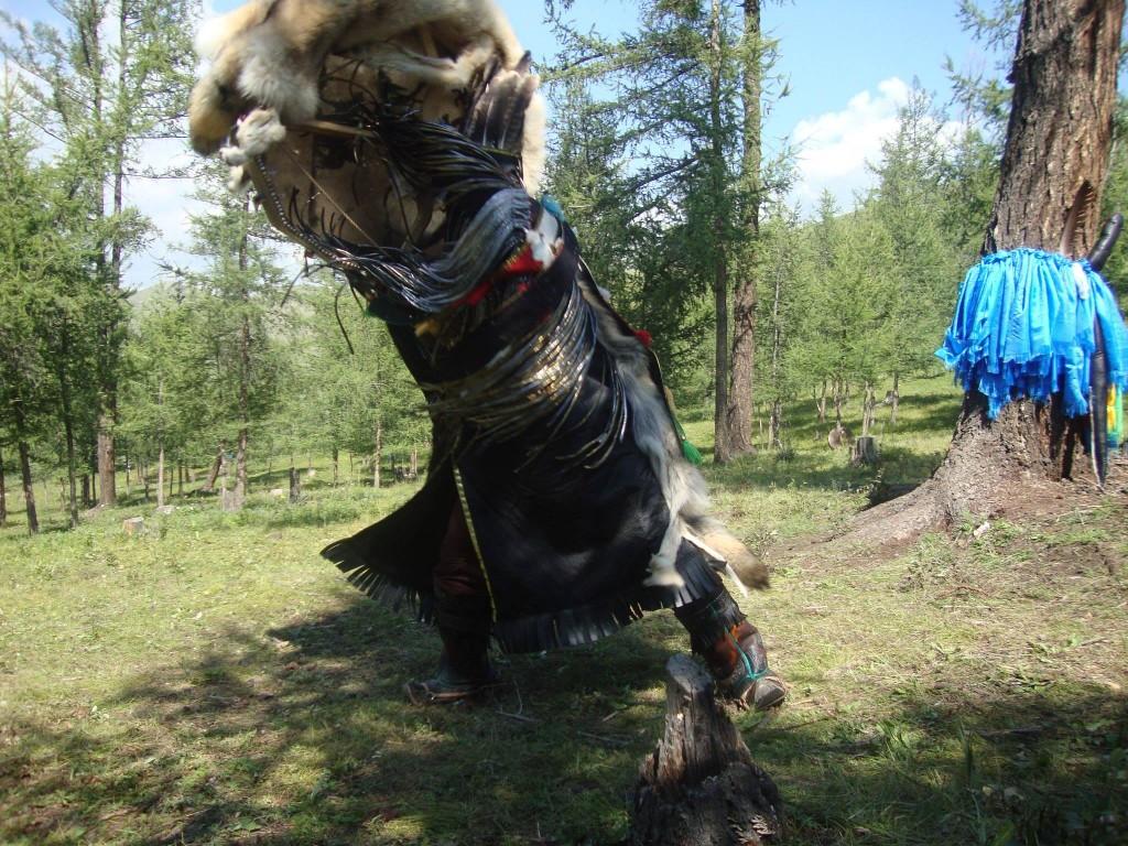 chamane mongol