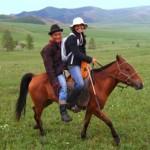 Nos voyages à cheval
