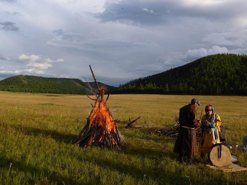 Chamane mongole2