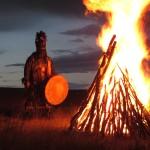 Voyage à la découverte du chamanisme et du bouddisme en Mongolie avec Catherine Darbord en compagnie de 3 chamanes mongols