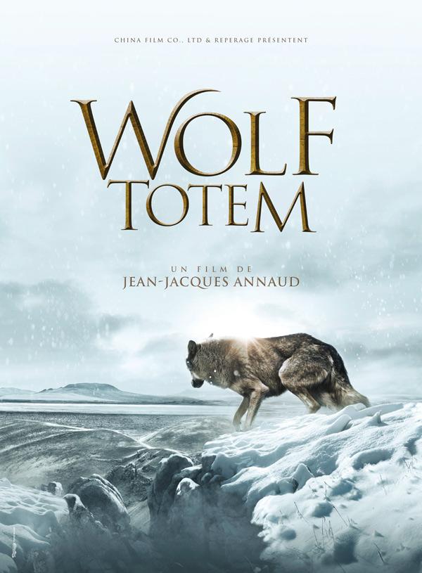 Affiche du film Totem du Loup
