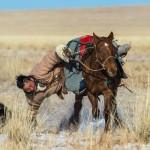 Jeux équestres mongols
