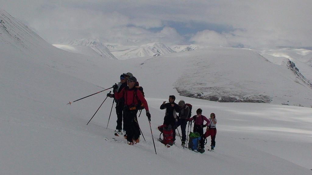 skier en mongolie 2016